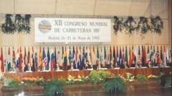 XII World Congress of the International Road Federation (IRF)