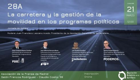 28A La route et la gestion de la mobilité dans les programmes politiques