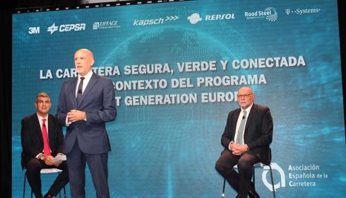 A estrada e os fundos de recuperação da UE, em debate num novo dia da ACS