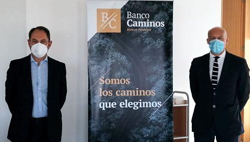 Banco Caminos e AEC unem forças nas estradas