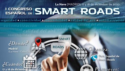 I Испанский конгресс умных дорог - первая встреча с умными дорогами