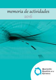 Memória 2016 Associação Espanhola de Estrada