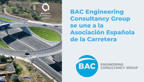 BAC Engineering Consultancy Group rejoint l'AEC pour renforcer sa présence dans le secteur routier espagnol
