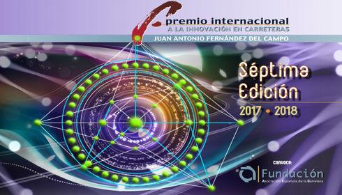 """Le """"VII Prix international de l'innovation routière Juan Antonio Fernández del Campo"""" a été convoqué."""