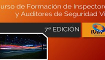 Training course for Inspectors and Auditors of Road Safety 7ª Edition