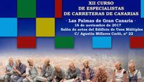 XII CURSO DE ESPECIALISTAS DE ESTRADA DAS ILHAS CANÁRIAS