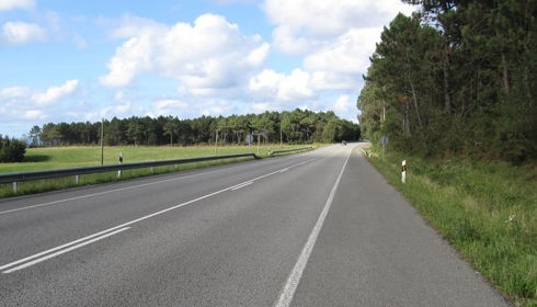 30% барьеров безопасности установлены на испанских дорогах дефектов сохранения