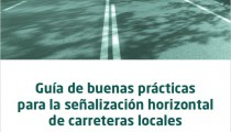 Guide to good practices for horizontal signaling of local roads