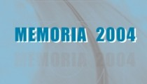 2004 memory of the Spanish Road Association