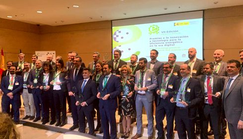 The CITIES Timanfaya Project, awarded the enerTIC Award 2019